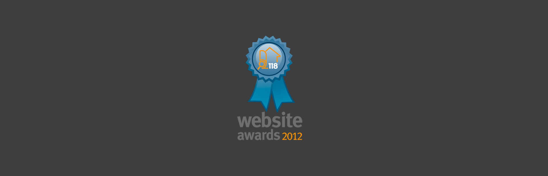 Estate Agent Website Awards 2012