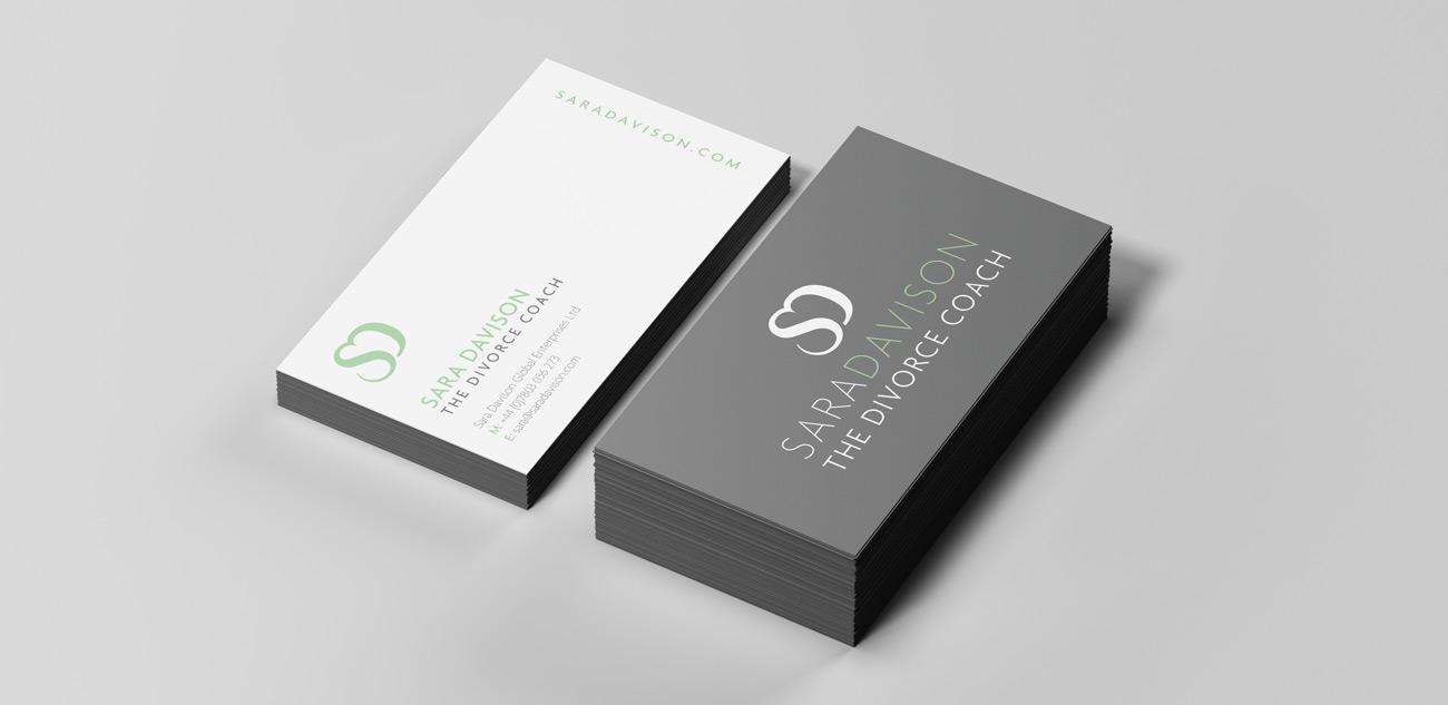 Sara Davison Divorce Coach Cards