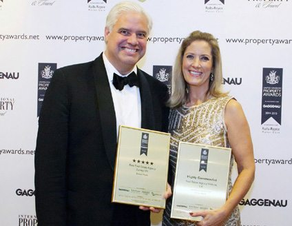 James & Jane Wyatt Property Awards