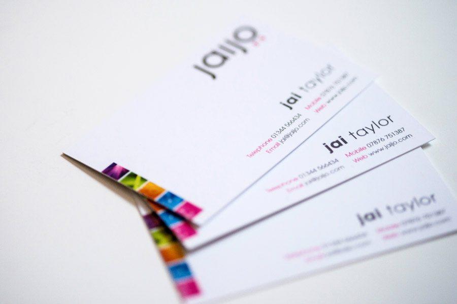 Jaijo Business Cards