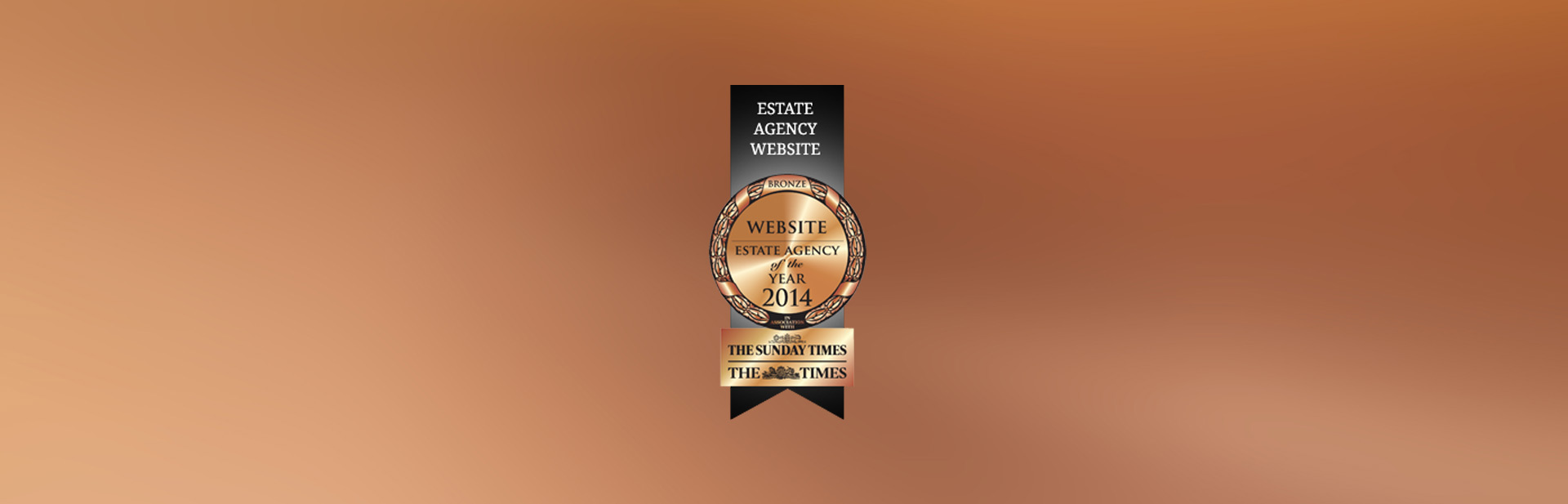 Estate Agent Website Award