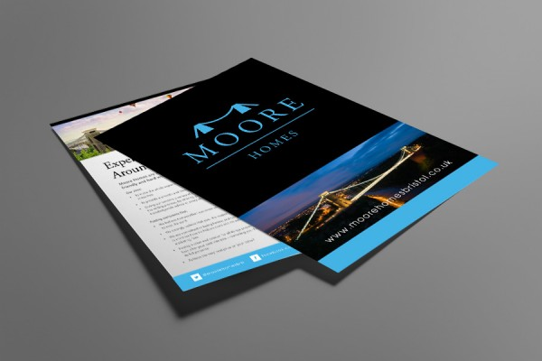 moore-homes-brochure-design