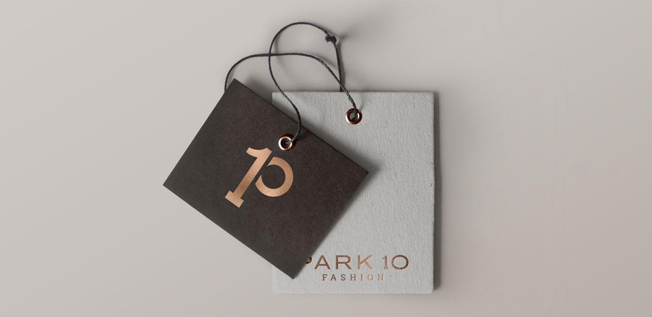 Park 10 Fashion Logo Design