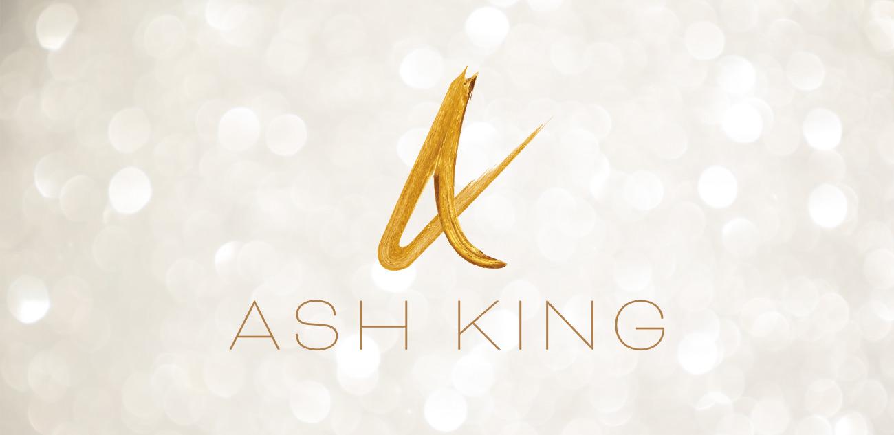 Ash King Logo Design