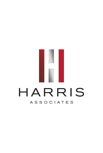 Harris Associates Logo Design
