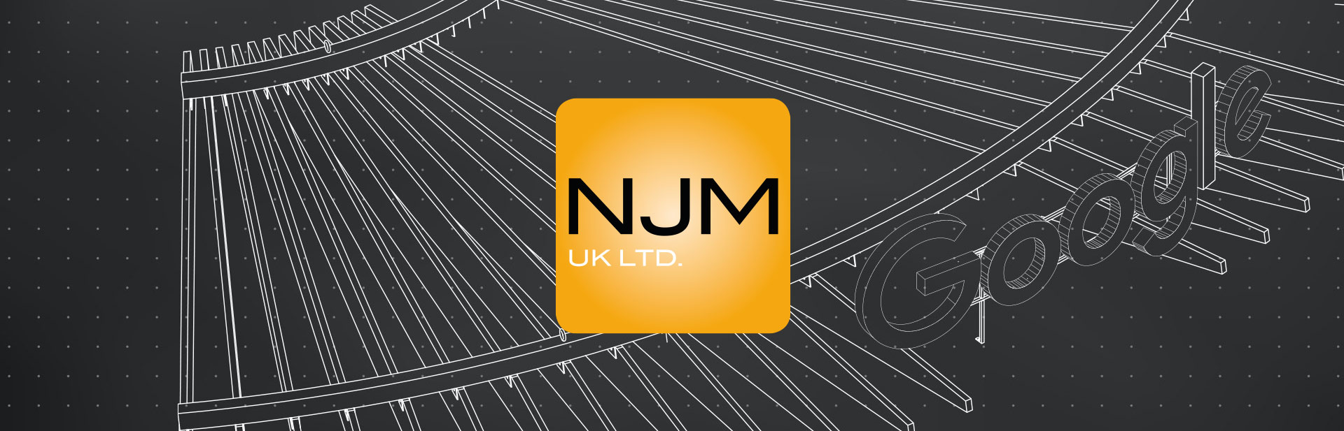 NJM website design